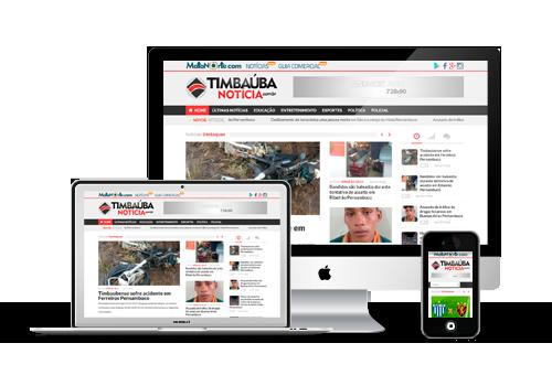 Timbaúba Notícia